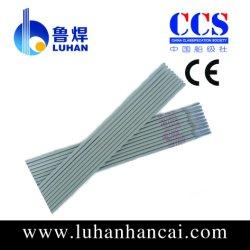 De Elektrode van het Lassen van het lage Koolstofstaal, Lassende Staaf, het Lassen Voor consumptie geschikte E6013/E7018 voor Lassen