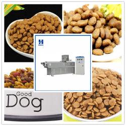 L'efficacité des éléments nutritifs des aliments pour animaux de compagnie d'Animaux chien chat machines de production