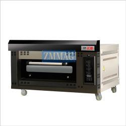 싱글 데크 상업용 가스 화기 호텔에 사용된 피자 오븐 레스토랑(&A) (ZMC-101M)