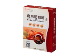 Konjac Enzym-Kaffee, der Kaffee abnimmt