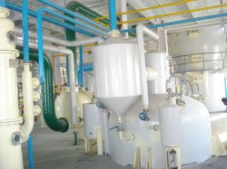 Cottonseed Miscella уточнения завод