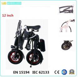 """12""""mini bicicleta eléctrica plegable/ de la ciudad de la energía eléctrica bicicleta Online"""