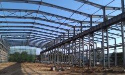 Estructura de acero prefabricada almacén /las estructuras de acero