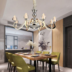 Luminária de parede de aço inoxidável moderna para Home