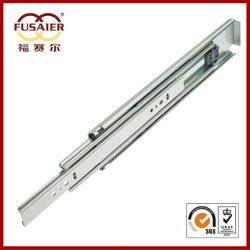 76mmの重義務Full Extension Drawer Slides Heavy Load Ball Bearing Telescopic Channels