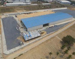 Pré conçus bâtiment en acier/grand hangar