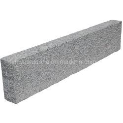 Grosse natürliche verschüttete Bordsteine des Granit-G603 für Garten-Gehweg-Parken-Platz-Straße