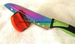 휴대용 나이프 샤프너 완벽하고 정확한 샤프닝 Esg10143을 위한 텅스텐 및 세라믹 블레이드