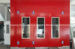 Alquiler de cabina de pintura pintura reparación de automóviles y la cocción y mantenimiento