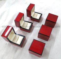Emballage en bois personnalisé boîte cadeau de gros de bijoux Boîte en bois