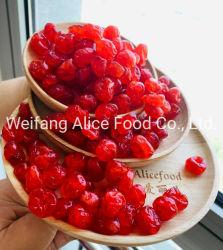 甘い好みの優れた品質はフルーツによって乾燥された赤いチェリーを維持した