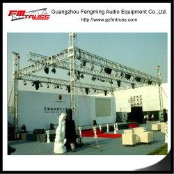 ホールセールアルミニウム合金トラスフレームスペースステージ照明 LED トラス構造