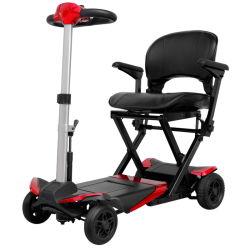 Удобный монтаж складного мобильности для скутера