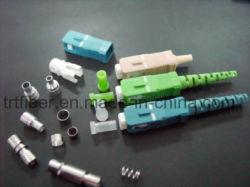 Connetor de SC à fibre optique