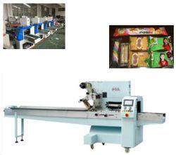 China maakte de Automatische Machine van de Verpakking voor de Machines van de Verpakking van het Koekje van Koekjes