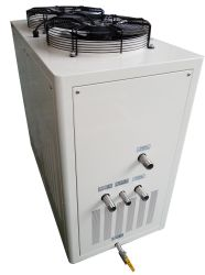 Máquina de refrigeração arrefecido a ar do Chiller de Rolagem de recuperação de calor do Refrigerador de água
