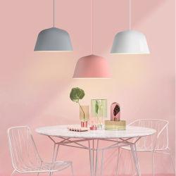 LED lámpara de araña de cristal decorativo moderno Hotel de techo colgante lámpara colgante de interiores