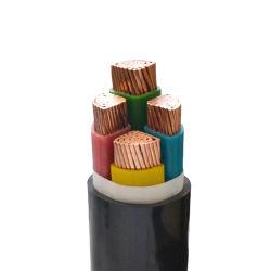 11кв высокого напряжения 300мм 150мм XLPE изоляцией ПВХ пламенно стальной ленты меди бронированные кабель питания
