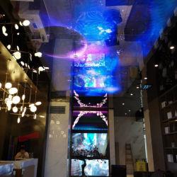 P2.5 경량 조정 강한 스크린 쉬운 정비 천장 스크린 하늘 발광 다이오드 표시 스크린