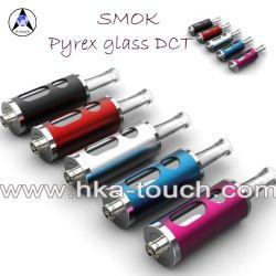 Inovações de vidro borossilicato Pyrex Dct-V1 Tubetanks 6ml com trancamento Dct