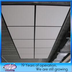 Suspended Decorativeのための耐火性のFiberglass Acoustic Ceiling Panel/Board