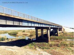 High-Strength Сборные стальные ж/д/автодорожный мост с хорошим качеством