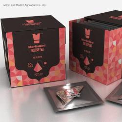 طبيعيّ ينشّف [أسمنثوس] زهرة [هربل تا] عضويّة أسود يمزج نكهة شاي
