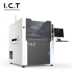 لحام تلقائي لصق طابعة SMT لحام لوحة PCB تلقائي لصق آلة الطباعة، استنسل SMT الطابعة آلة الطباعة المصنع الصين