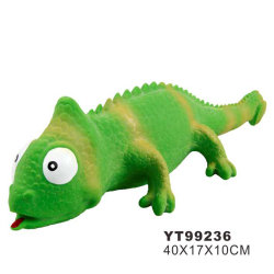 Forme animale durable Queak Pet chien Latex99236 Chew jouet (YT)