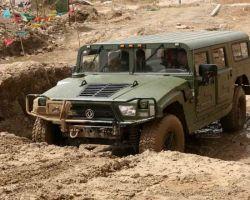 Dongfeng EQ2050 КРОССОВЕРА. Hummer