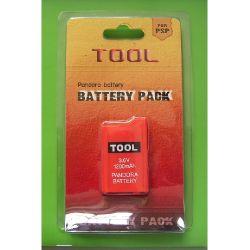 Bateria de Pandora vermelha para a PSP