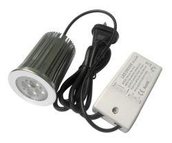 4x3W Светодиодный прожектор лампа с регулируемой яркостью