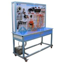 El equipo de autoescuela Accionador del Sensor de motor de la plataforma de formación