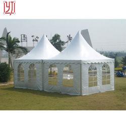 Outdoor grande exposition tente de 5X5 pagode 15X15 de tentes pour les événements