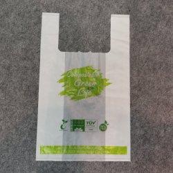 Sac shopping biodégradable, T-Shirt Sac biodégradable