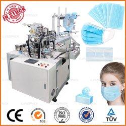 3 ply não tecidos dobrada descartáveis Automática Médico Cirúrgica de Máscara fazendo a máquina