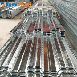 건축을%s 합성 지면 갑판 시스템 강화된 콘크리트가 중국에 의하여 직류 전기를 통했다