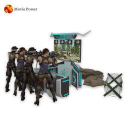 Parque de Atracciones de la Pistola de Vr Simulador de juegos 9D Realidad Virtual juego de disparo de VR