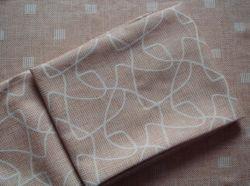 Imiteer de Stof van de Bank van het Linnen, de Textiel van de Stoffering van het Linnen van de Polyester (2010AB)