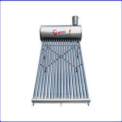 De Verwarmer van het Water van de Zonne-energie van het roestvrij staal met HulpTank