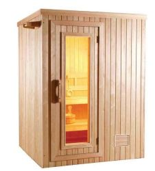 Varie Tipologie E Molte Dimensioni Della Sala Sauna A Secco A Infrarossi Lontani