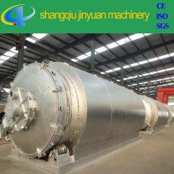 セリウム(XY-7、XY-8、XY-9)が付いている機械装置をリサイクルする汚染のタイヤ無し