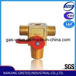QF-T1M1 da válvula do cilindro de GNC Melhor Preço para Auto (Kit de GNC)
