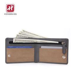 Alta qualità miglior porta carte di credito RFID uomo in pelle PU Portafoglio