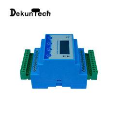 Dk5041 Four-Channel Liquid Crystal Display analógico del módulo de adquisición de datos