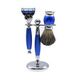 Kit de vente chaude Razor rasoir rasage quotidien de sexe masculin de haute qualité Ensemble de rasage