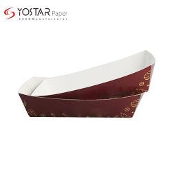 Custom печать картон белого цвета рыб и микросхемы упаковки лотка бумаги в салоне с Lidless формы