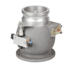 연료 탱크 트럭 알루미늄 4인치 EGR 증기 회수 밸브 퀵 커플링/베이퍼 어댑터