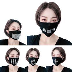 Diament collé Fashion lavable Masque de coton