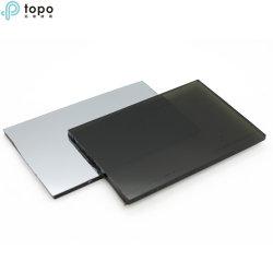 4 mm a 5 mm 6 mm 8 mm 10mm 12mm com revestimento preto Espelho para amostras (R-B)